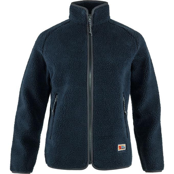 Fjällräven Vardag Pile Fleece W Fleeces Blue Women's