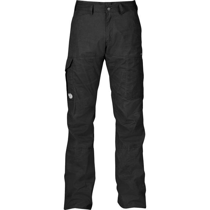 Fjällräven Karl Pro Trousers M Outdoor trousers Black, Black Men's