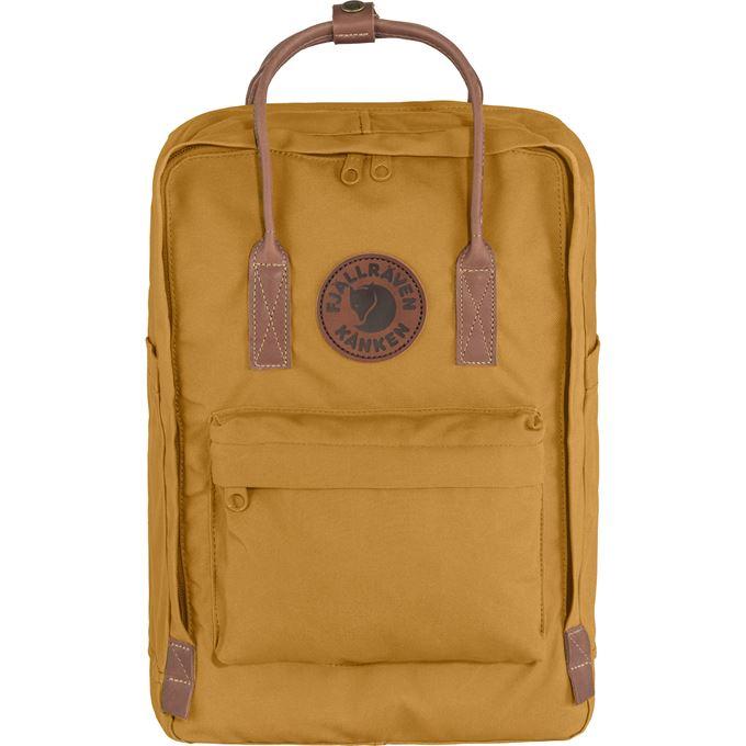 """Fjällräven Kånken No. 2 Laptop 15"""" Laptop bags orange, yellow Unisex"""