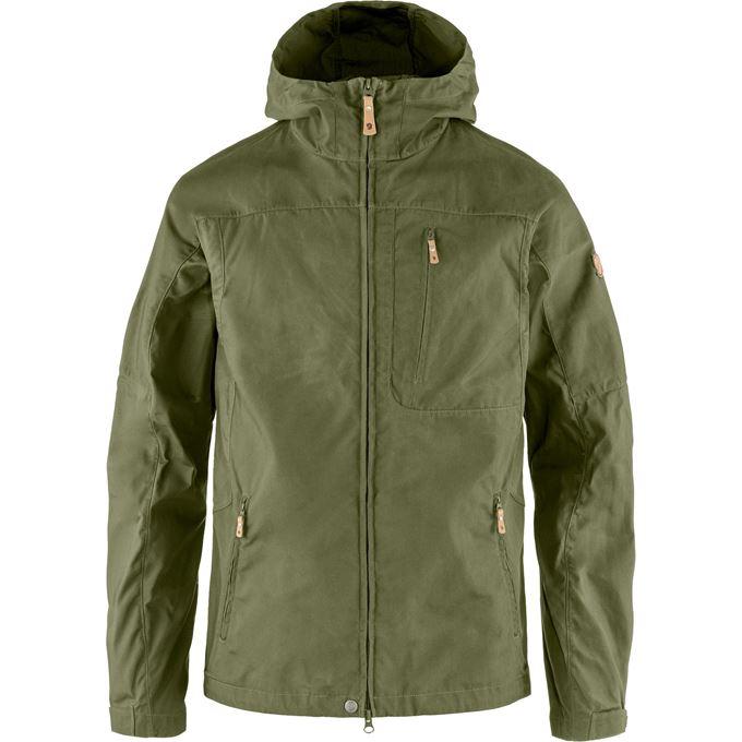 Fjällräven Sten Jacket M Outdoor jackets green Men's