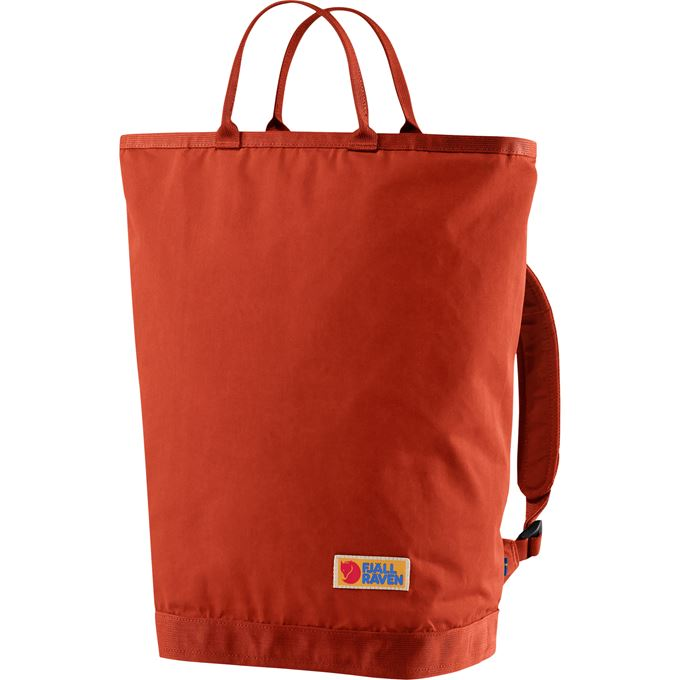 Fjällräven Vardag Totepack Daypacks red Unisex