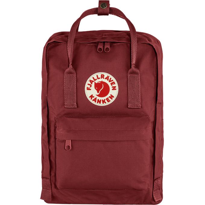 "Fjällräven Kånken Laptop 13"" Laptop bags burgundy, red Unisex"