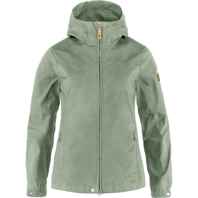 Fjällräven Stina Jacket W Outdoor jackets Green Women's