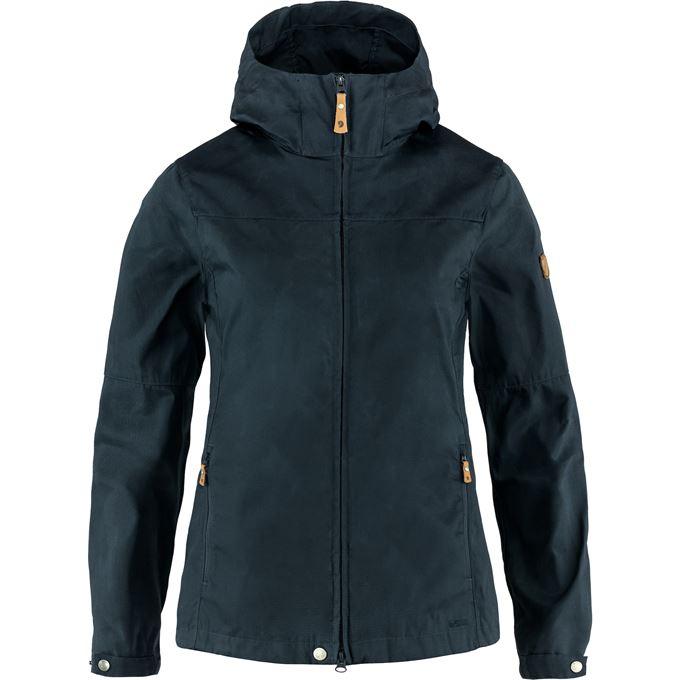 Fjällräven Stina Jacket W Outdoor jackets blue Women's