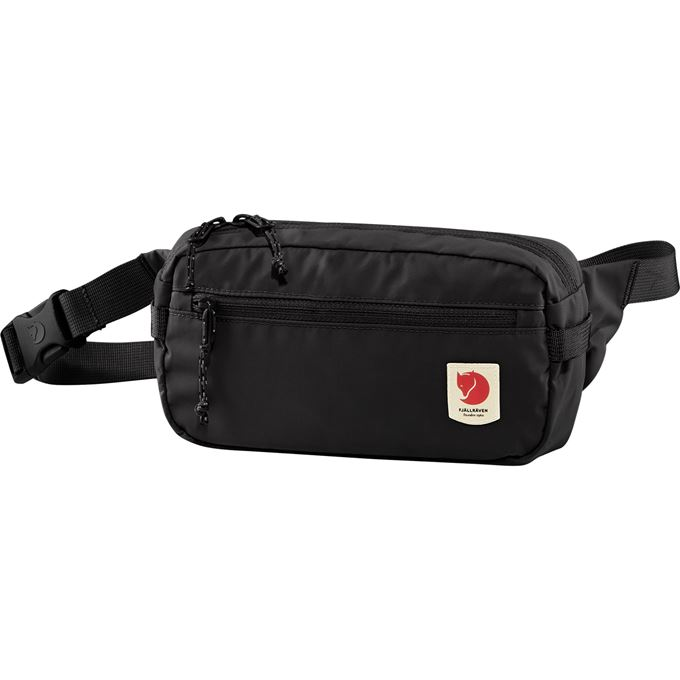Fjällräven High Coast Hip Pack Daypacks Black Unisex