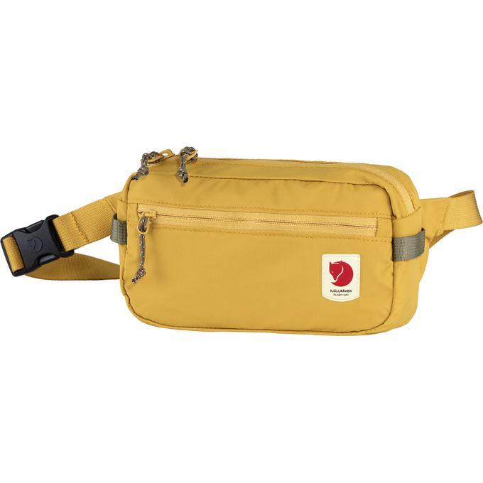 Fjällräven High Coast Hip Pack Daypacks Yellow Unisex
