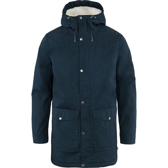 Fjällräven Greenland Winter Parka M Outdoor jackets blue Men's