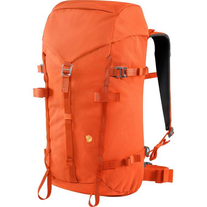 Fjällräven Bergtagen 30 Mountaineering backpacks orange Unisex