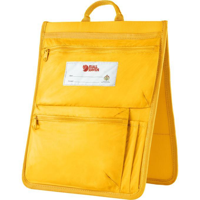 Fjällräven Kånken Organizer Backpack & bag accessories Yellow Unisex