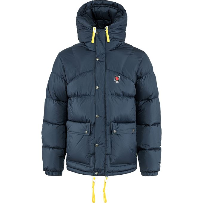 Fjällräven Expedition Down Lite Jacket M Down jackets blue Men's