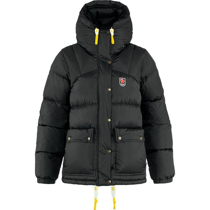 Fjällräven Expedition Down Lite Jacket W Down jackets black Women's