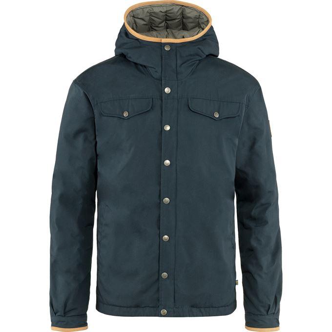 Fjällräven Greenland No. 1 Down Jacket M Down jackets blue Men's