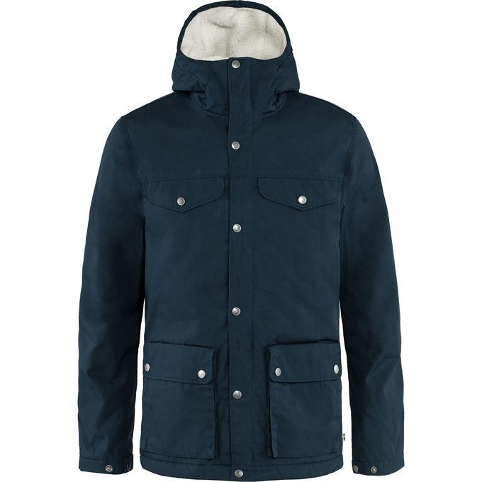 Fjällräven Greenland Winter Jacket M Outdoor jackets blue Men's