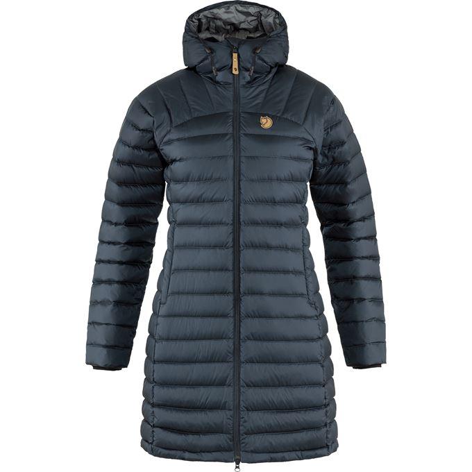 Fjällräven Snow Flake Parka W Down jackets blue Women's