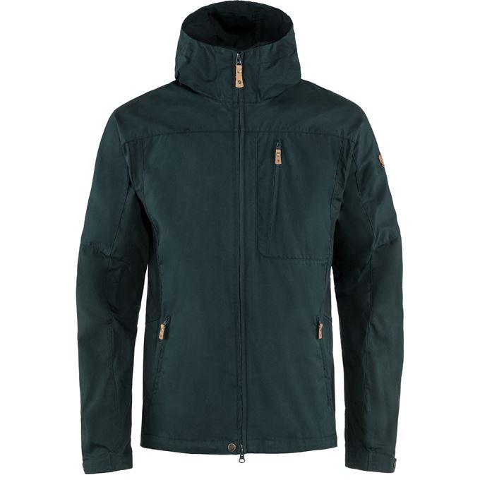 Fjällräven Sten Jacket M Outdoor jackets blue Men's