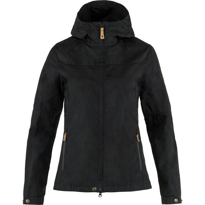 Fjällräven Stina Jacket W Outdoor jackets black Women's