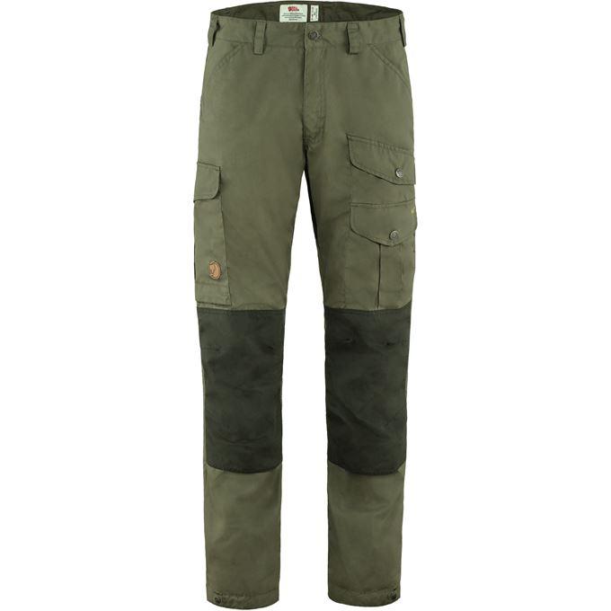 Fjällräven Vidda Pro Trousers M Reg Trekking trousers dark green, green Men's