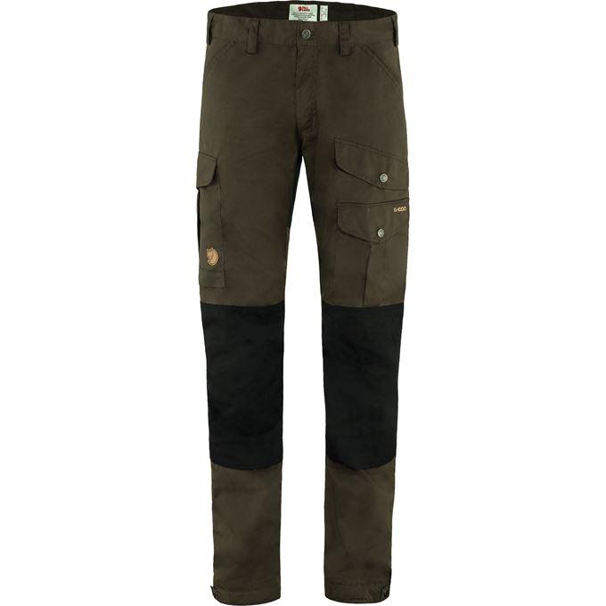 Fjällräven Vidda Pro Trousers M Short Trekking trousers Dark green, Green, Dark green Men's