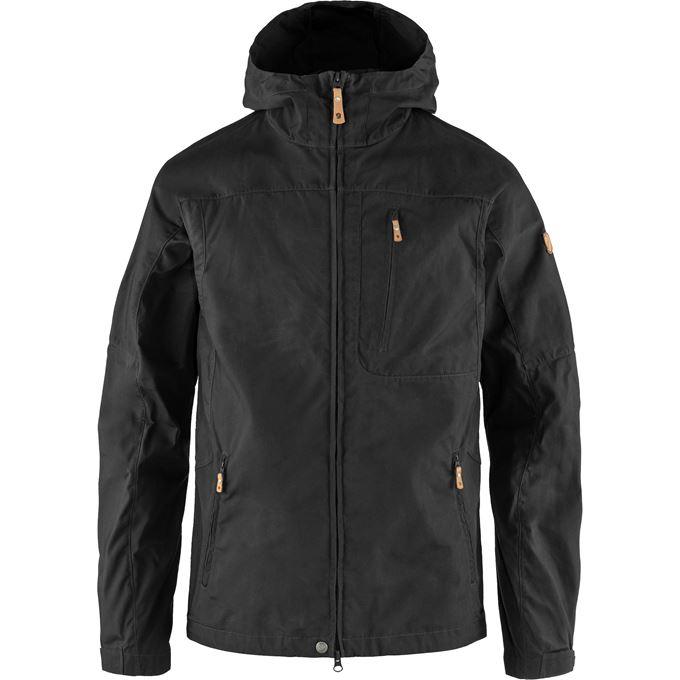 Fjällräven Sten Jacket M Outdoor jackets black Men's