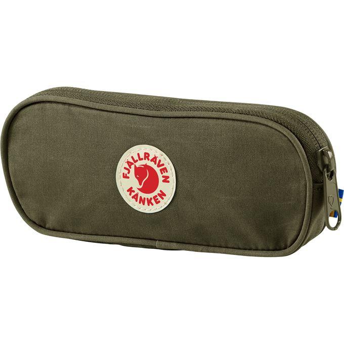Fjällräven Kånken Pen Case Travel accessories green Unisex