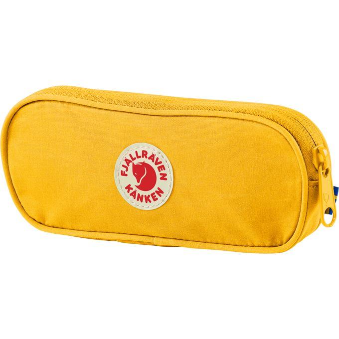 Fjällräven Kånken Pen Case Travel accessories yellow Unisex