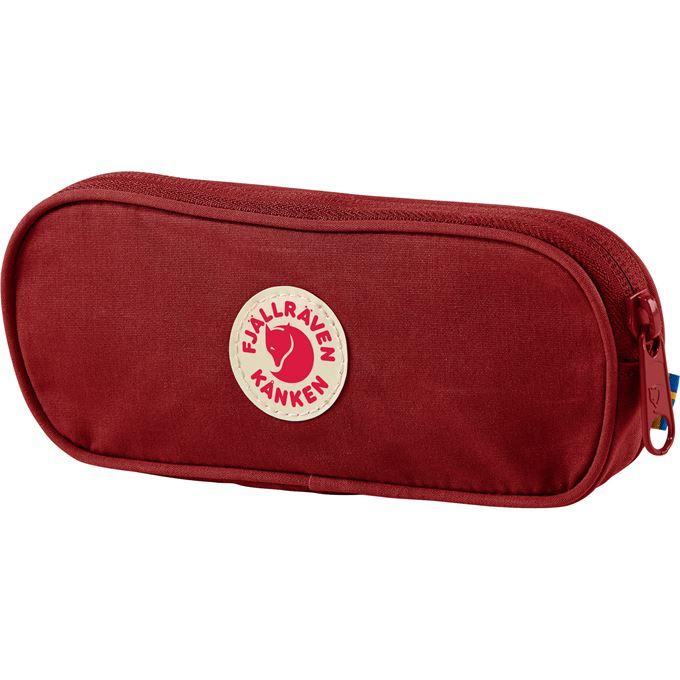 Fjällräven Kånken Pen Case Travel accessories burgundy, red Unisex