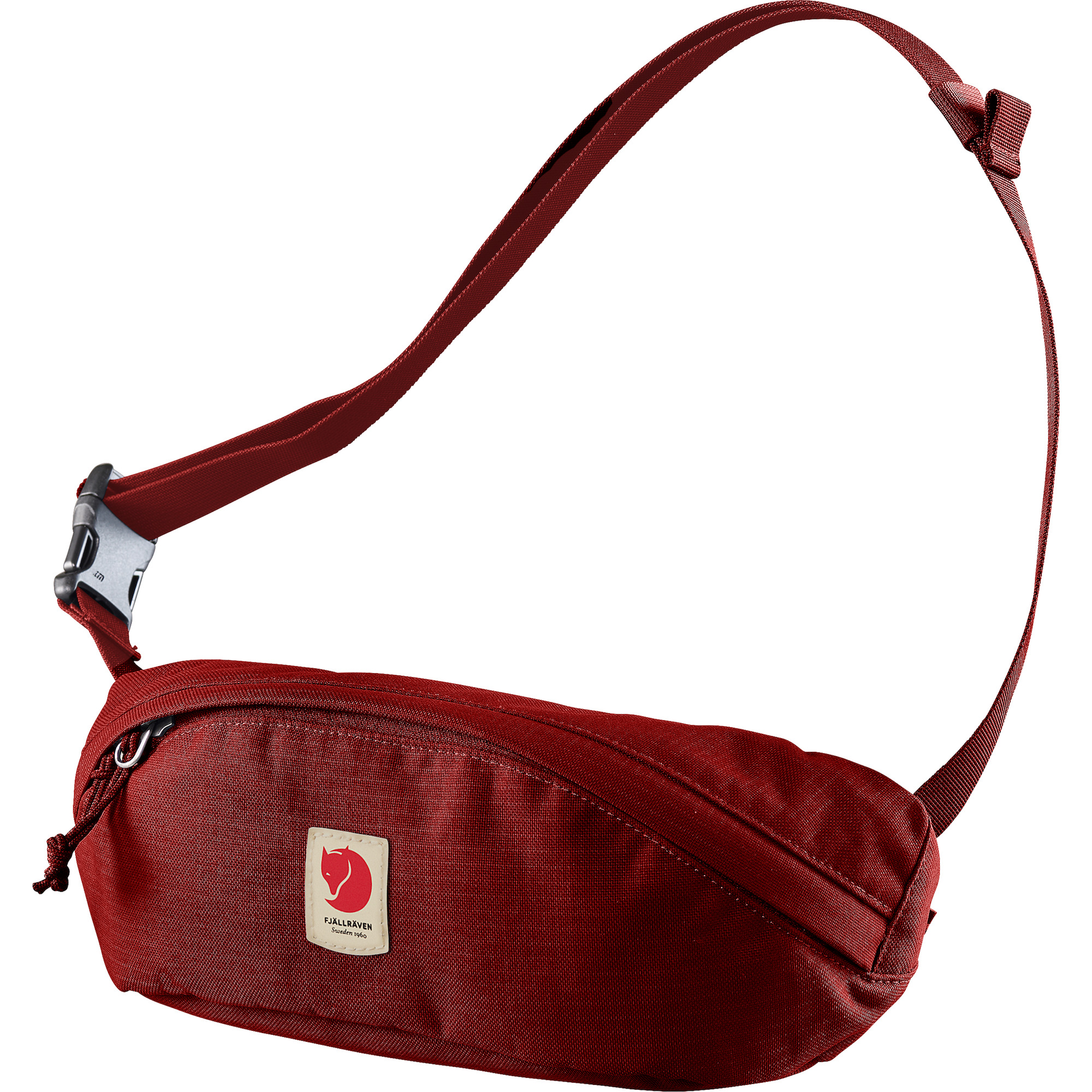 Waist Bag American Red Cross Unisex Hip Pack Adjustable Belt Outdoor
