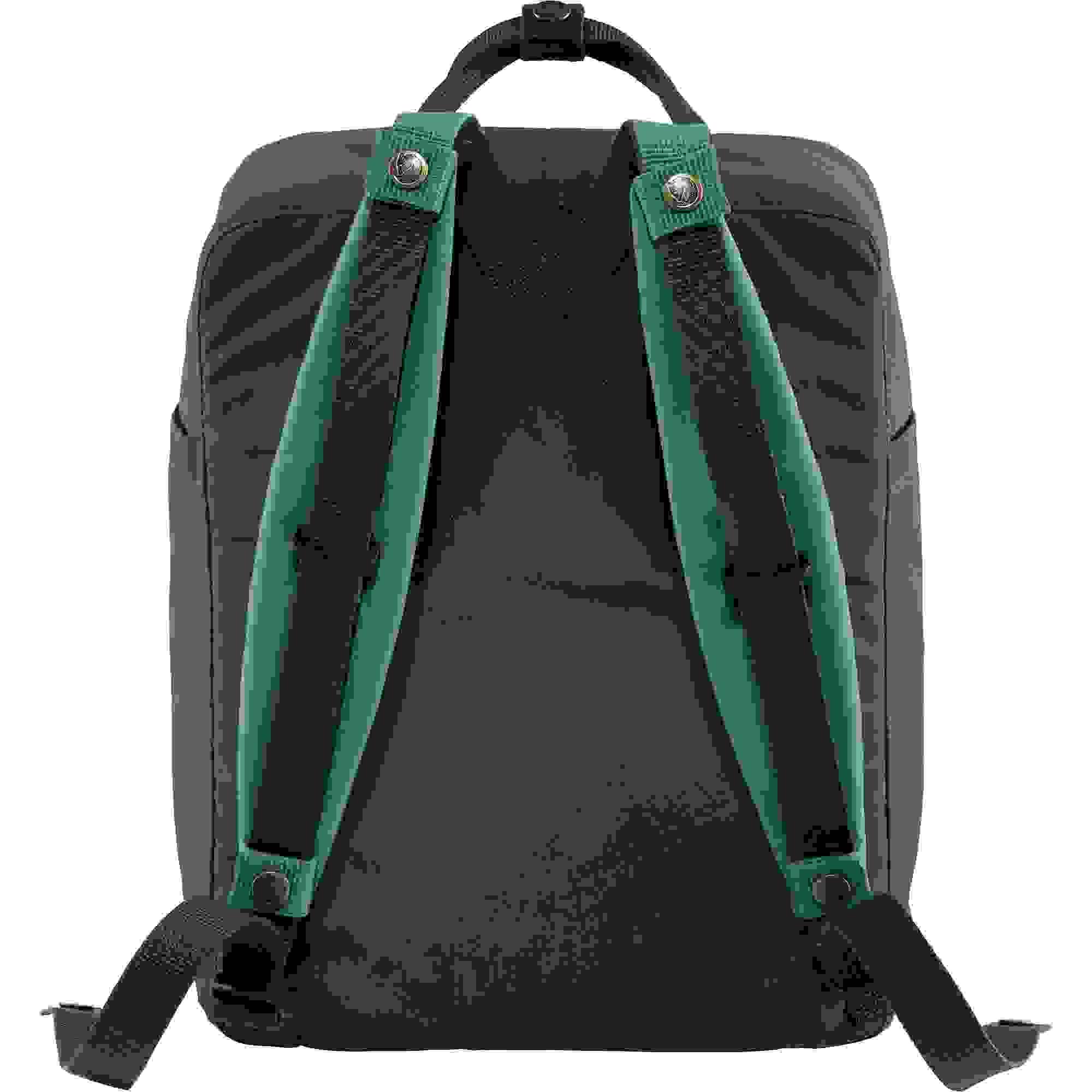 Kanken Mini Shoulder Pads for Backpacks Fjallraven Frost Green