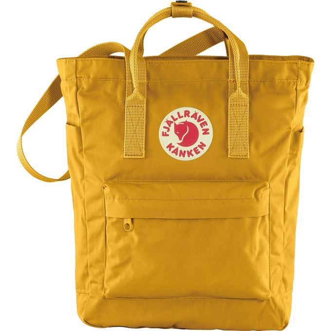 Fjällräven Kånken Totepack Laptop bags Yellow Unisex