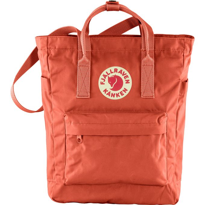 Fjällräven Kånken Totepack Laptop bags Orange, Red Unisex