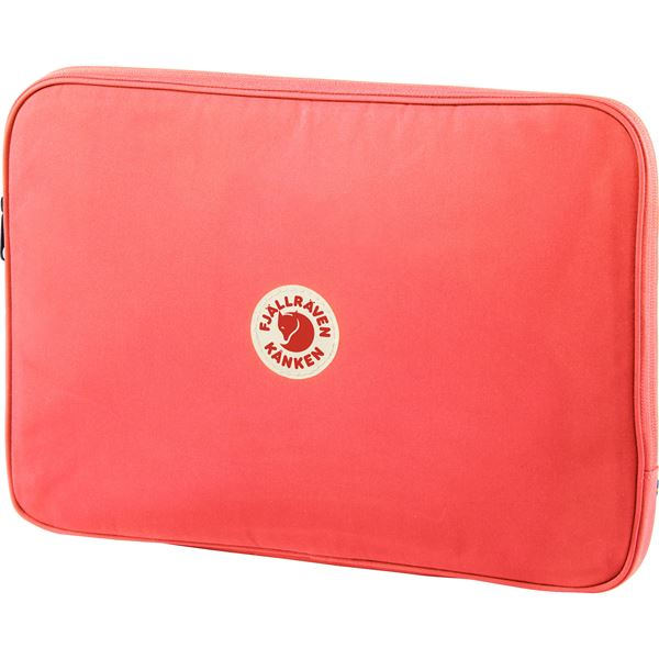 "Fjällräven Kånken Laptop Case 15"" Travel accessories pink Unisex"