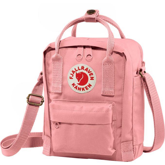 Fjällräven Kånken Sling Shoulder bags pink Unisex