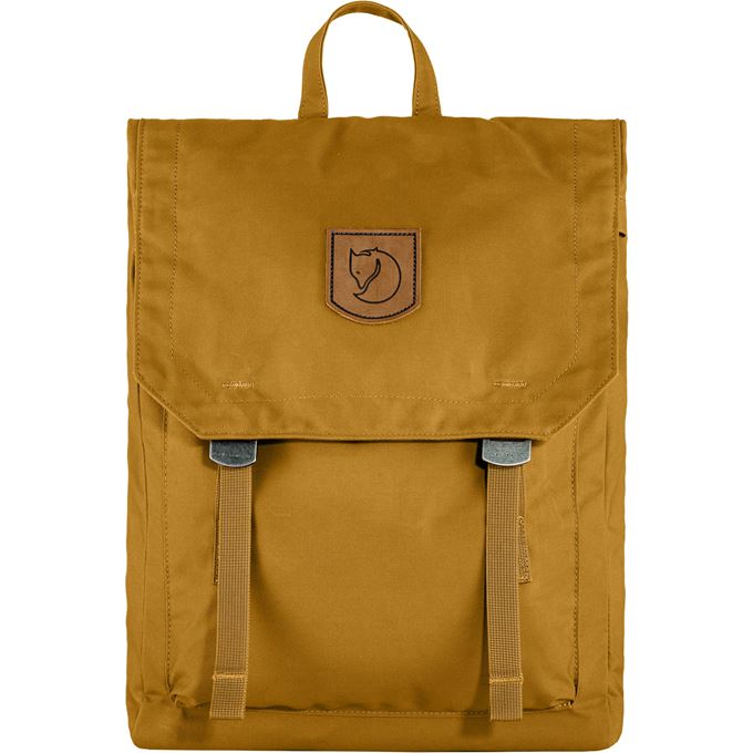 Fjällräven Foldsack No. 1 Daypacks orange, yellow Unisex