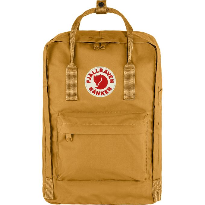 "Fjällräven Kånken Laptop 15"" Laptop bags orange, yellow Unisex"