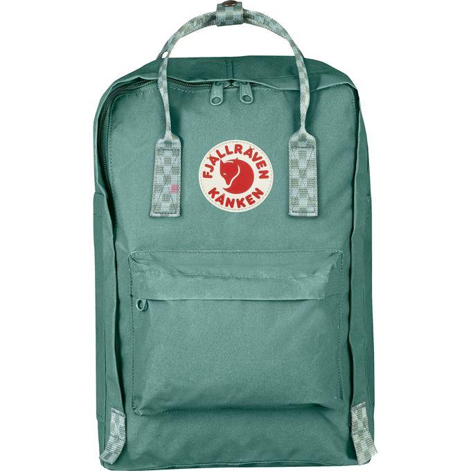 """Fjällräven Kånken Laptop 15"""" Laptop bags turquoise, green Unisex"""
