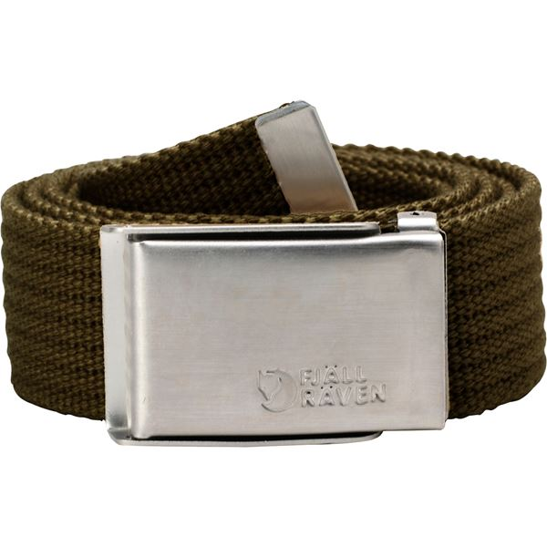 Merano Canvas Belt F633 1 Size