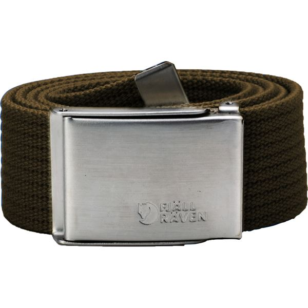 Canvas Belt F633 1 Size