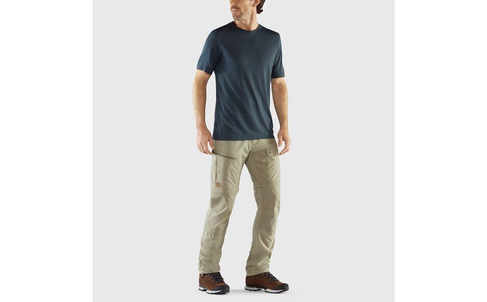 Abisko Midsummer Zip Off Trousers M