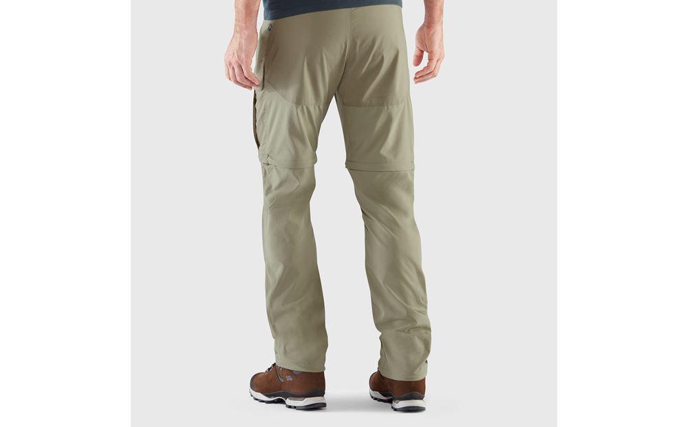 Fjällräven Abisko Midsummer Zip Off Trousers M Outdoor trousers Men's