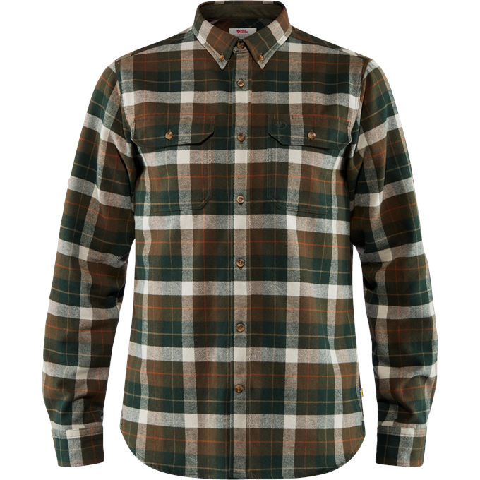 Singi Heavy Flannel Shirt M