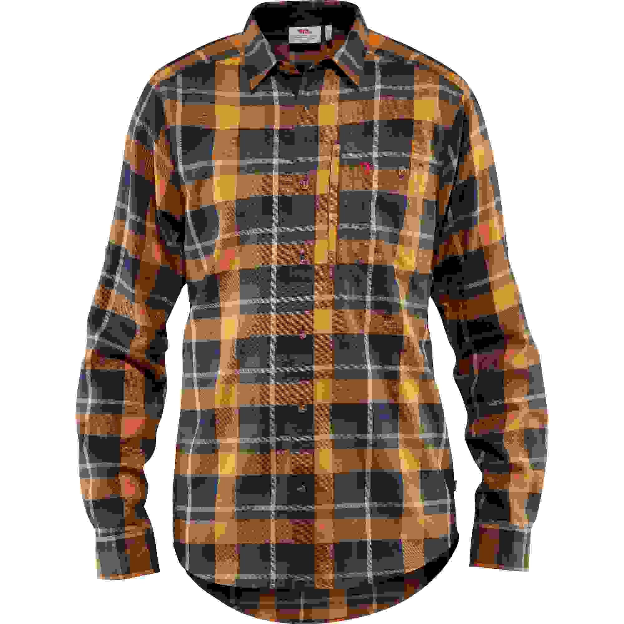 FJALLRAVEN Mens /Övik Shirt Ss M Shirt