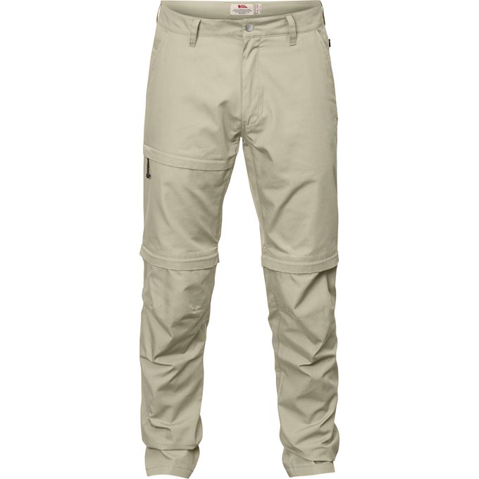 Travellers Zip-off Trousers M