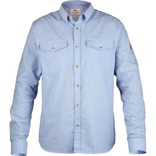 Övik Chambray Shirt M