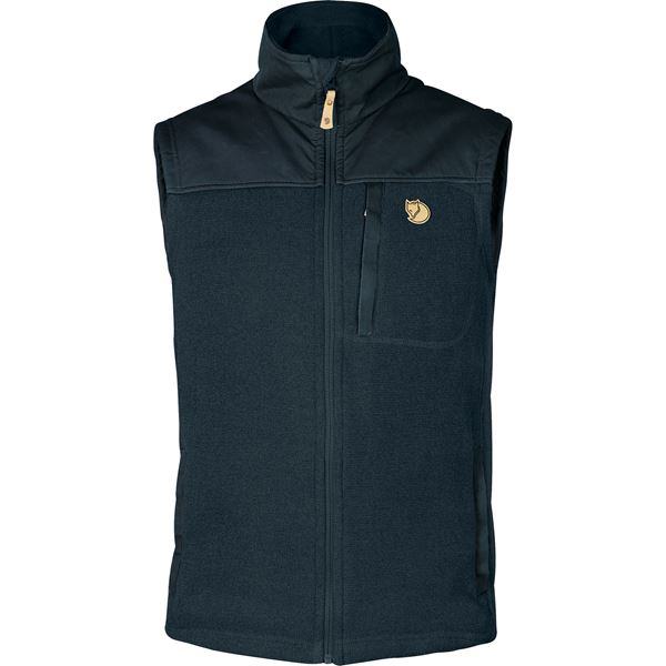 Buck Fleece Vest M