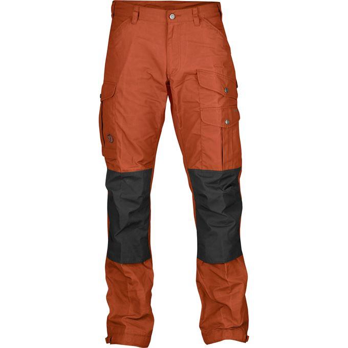 Fjällräven Vidda Pro Trousers M Reg Trekking trousers grey, orange Men's