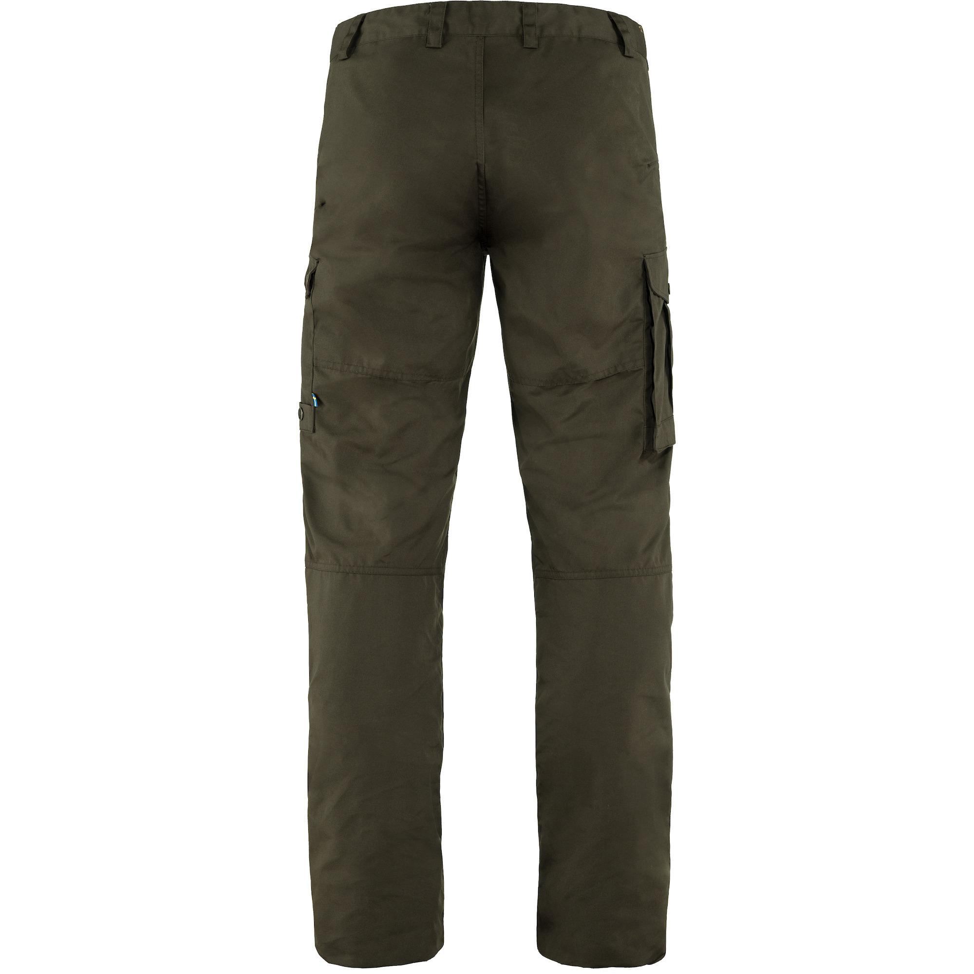 Fjällräven Barents Pro Trousers M Long laurel green-deep forest Herren Hose