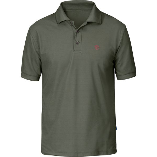 Crowley Pique Shirt M F032 L