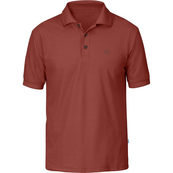 Crowley Pique Shirt M F325 L