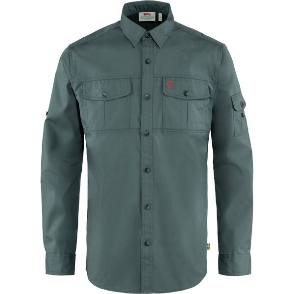 Singi Trekking Shirt LS M F042 L