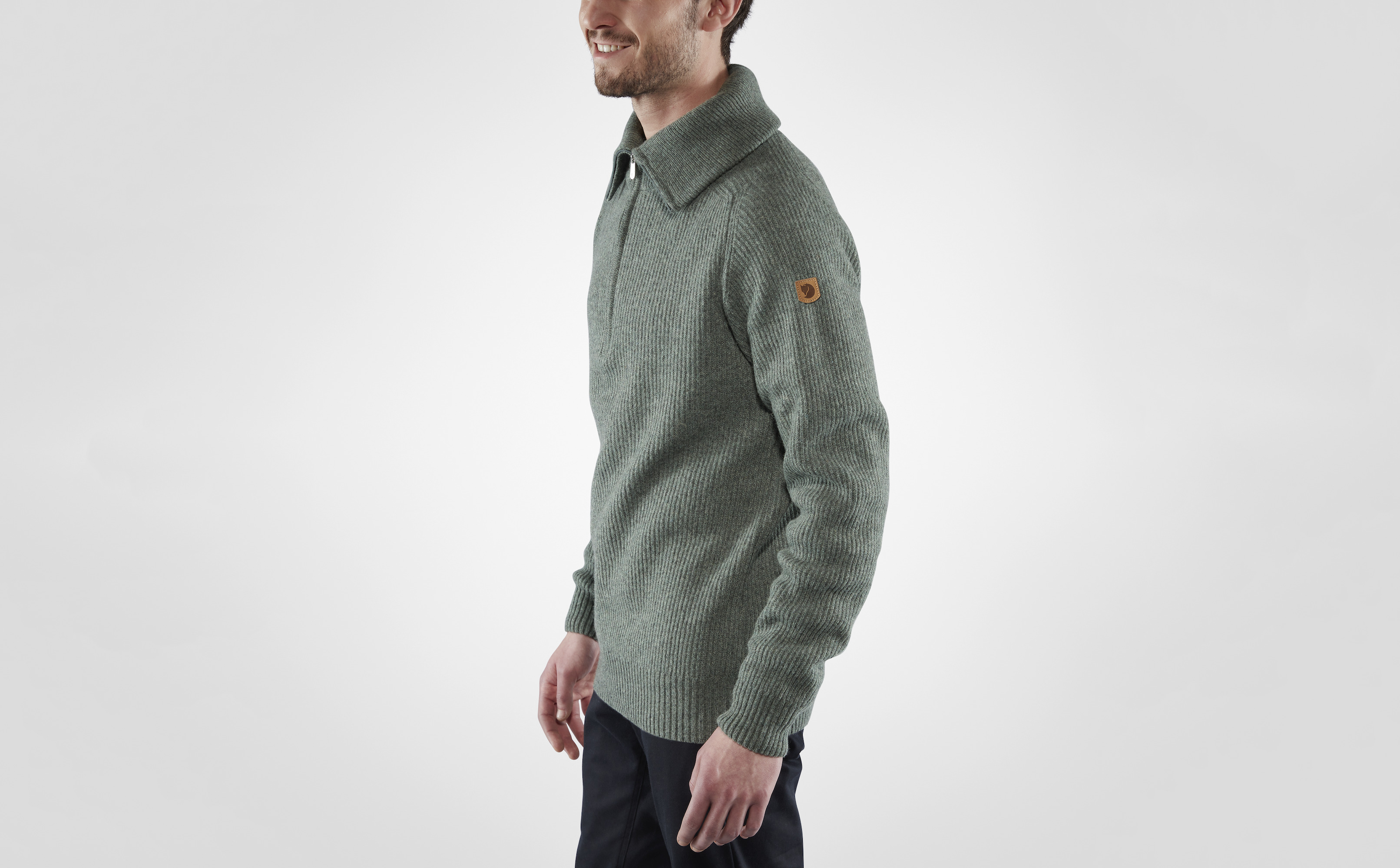 Greenland Re Wool Sweater M